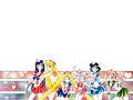 Inner Senshi - sailor-senshi wallpaper