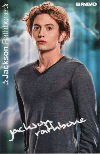 Jackson Rathbone at Bravo (Germany)