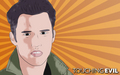 Jeffrey Donovan Pop Art Wallpaper
