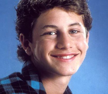 Kirk Cameron - Mike Seaver - growing-pains Photo
