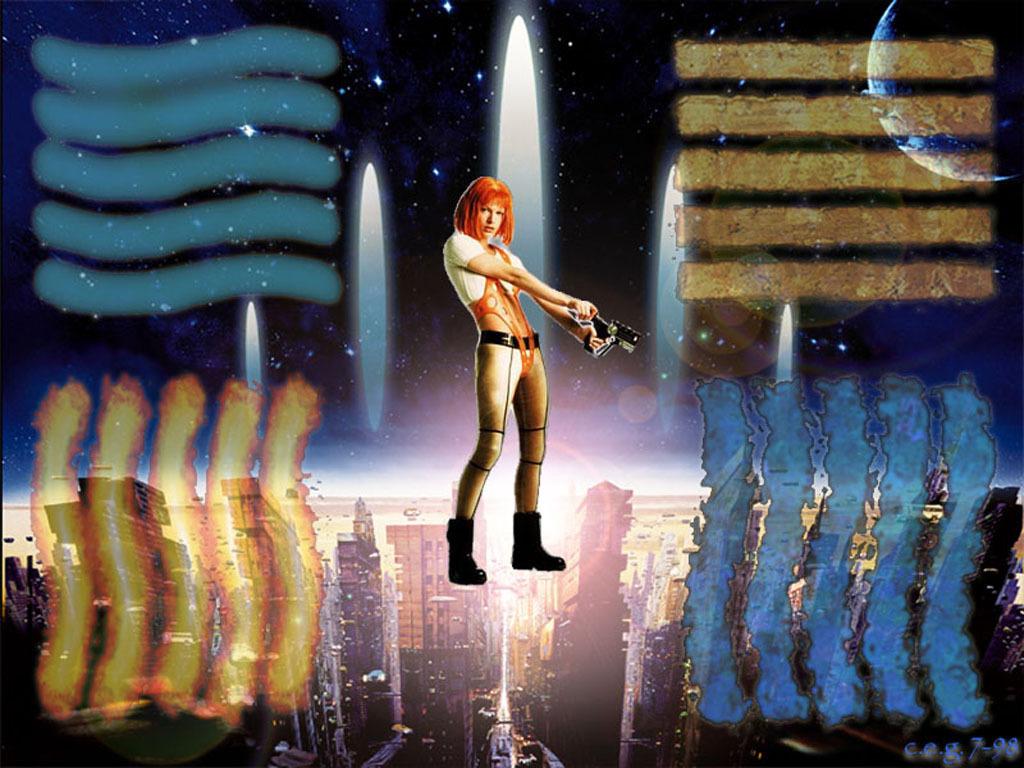 Leeloo - The Fifth Element Wallpaper (5076496) - Fanpop