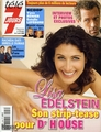 Lisa Edelstein: Télé 7 Jours - hubby photo