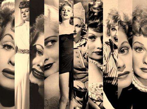 Lucille Ball پیپر وال probably containing عملی حکمت titled Lucille Ball