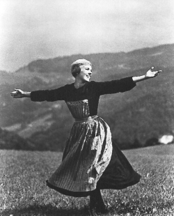 Maria On the Mountain - the-sound-of-music Photo