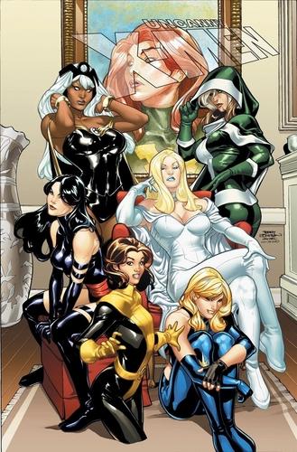 Marvel Women