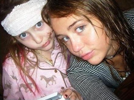 Miley and Noah