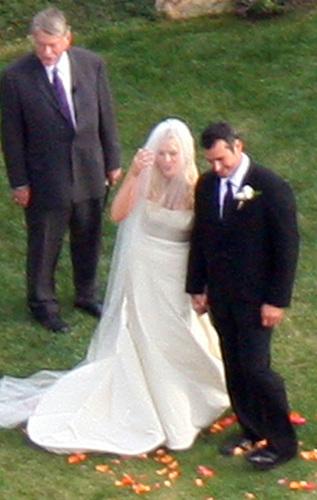 Natasha Bedingfield's Wedding