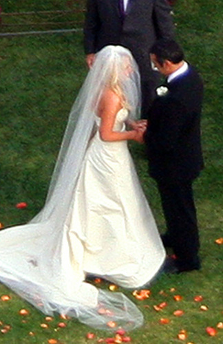 Natasha Bedingfield's Wedding