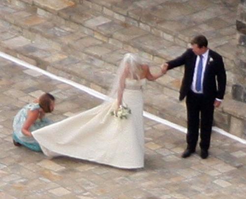 Tom beddingfield wedding