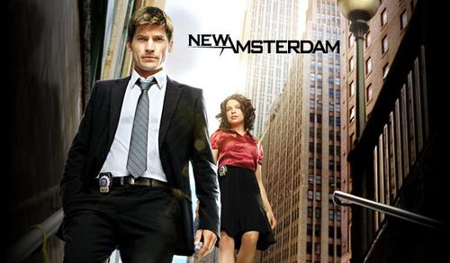 New Amsterdam promotional art