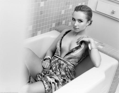 New Hayden Panettiere InStyle Photoshoot