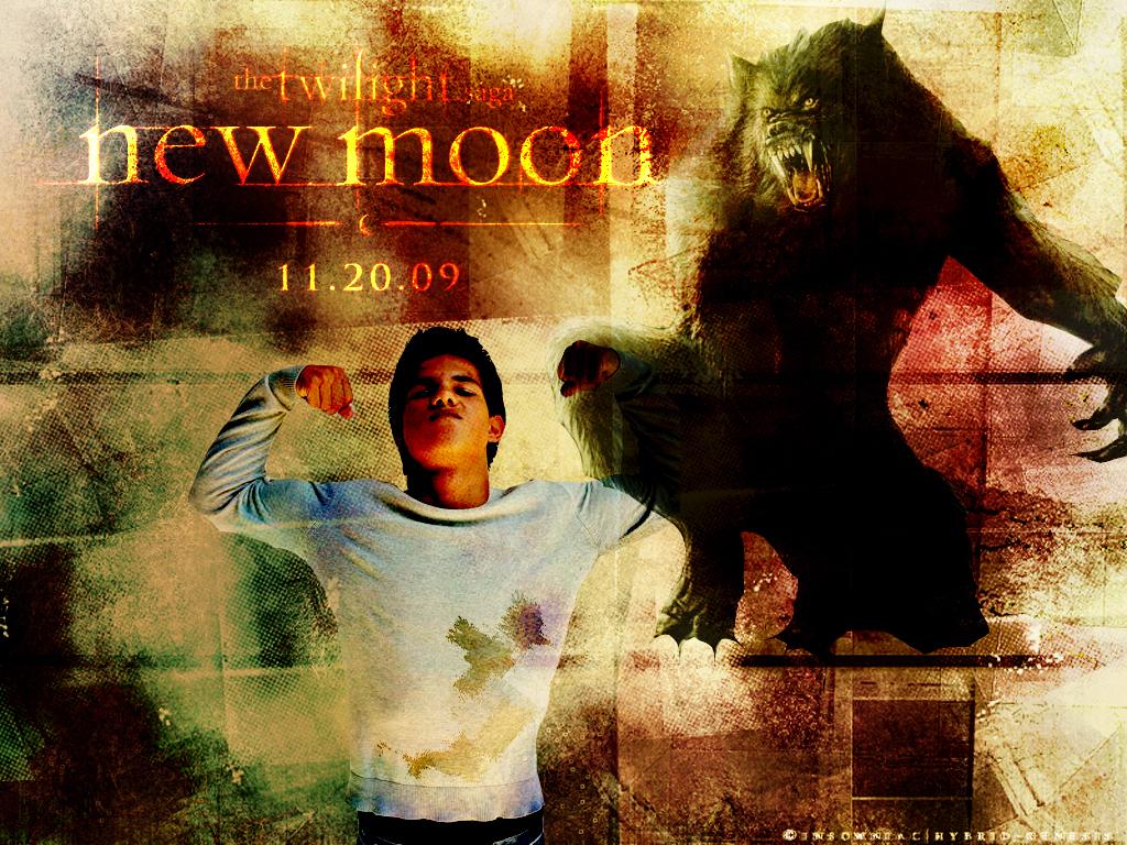 New Moon - Jacob Wallpaper -