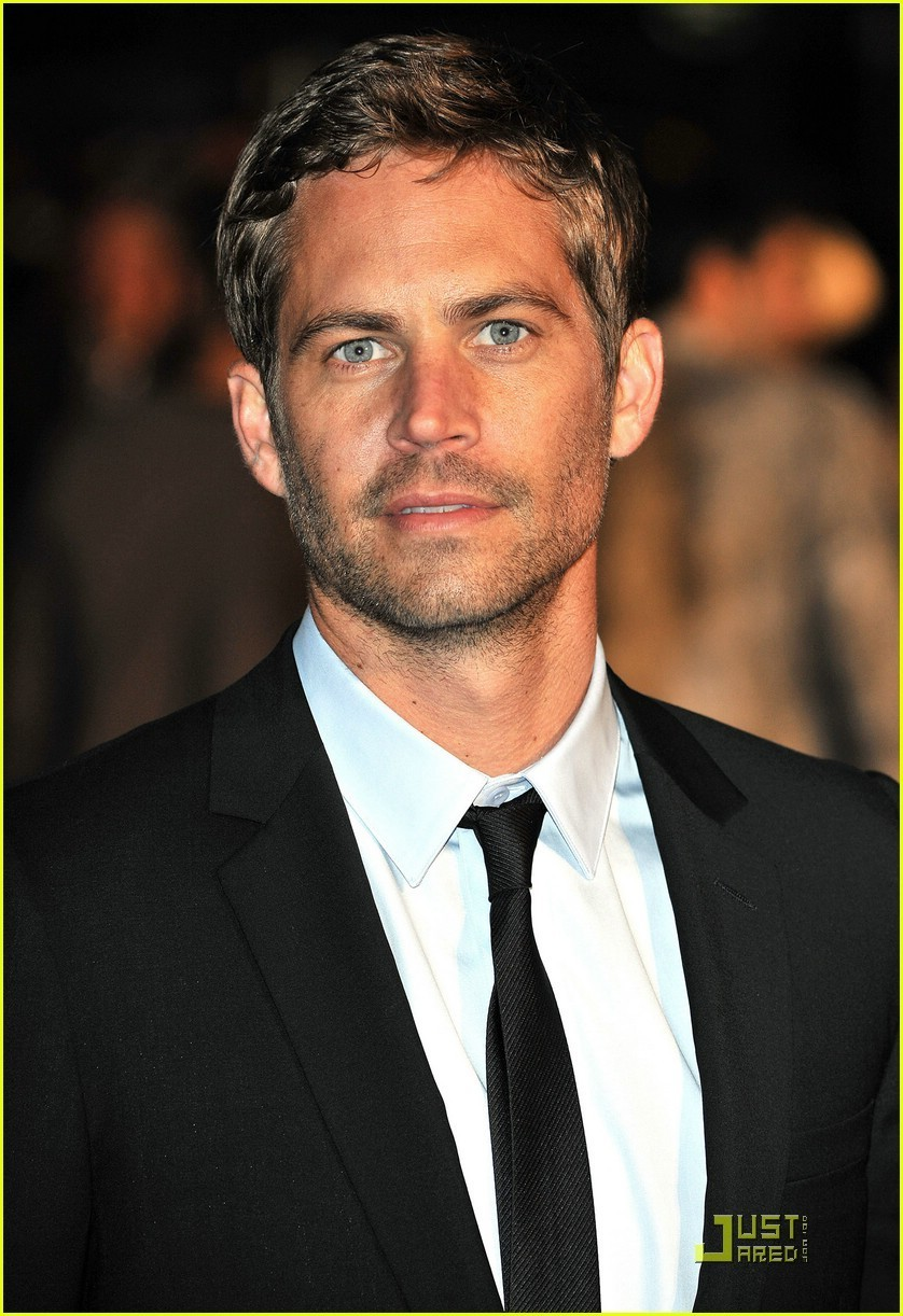 Paul @ Fast & Furious Premiere London - paul-walker photo