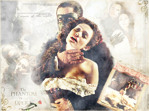 The Phantom Of The Opera - the-phantom-of-the-opera Wallpaper