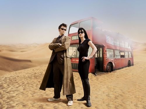 Planet of the Dead - Easter Special - Promotional fotos