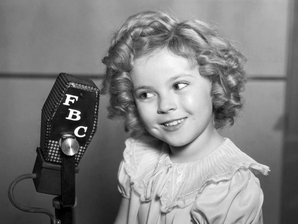 Shirley Temple Poor Little Rich Girl Wallpaper