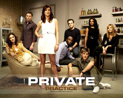 Private Practice <3