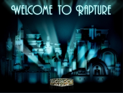 Video Games images Rapture wallpaper and background photos