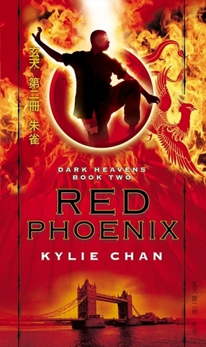 Red Phoenix Front Cover