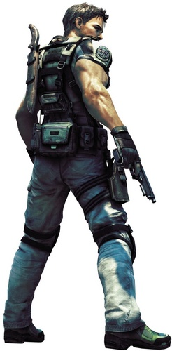 Resident Evil wallpaper with a rifleman, a navy seal, and a green beret entitled Resident Evil