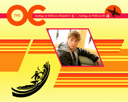 Ryan Atwood wallpaper probably with anime titled Ryan<3
