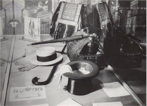 Some of Tesla's Personal Possessions