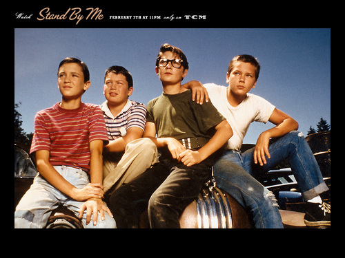 Stand By Me wallpaper probably containing a sign, a television receiver, and a laptop entitled Stand By Me