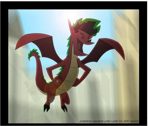 American Dragon: Jake Long achtergrond titled Sunshine