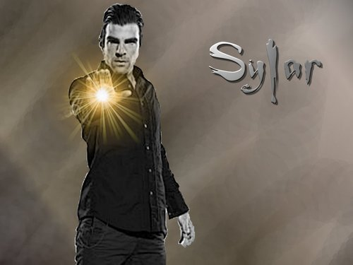 Sylar - heroes Wallpaper