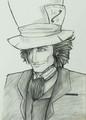 The Depp Hatter
