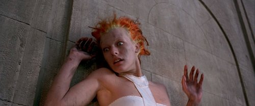 The Fifth Element wallpaper probably containing attractiveness, a bikini, and a swimsuit titled The Fifth Element