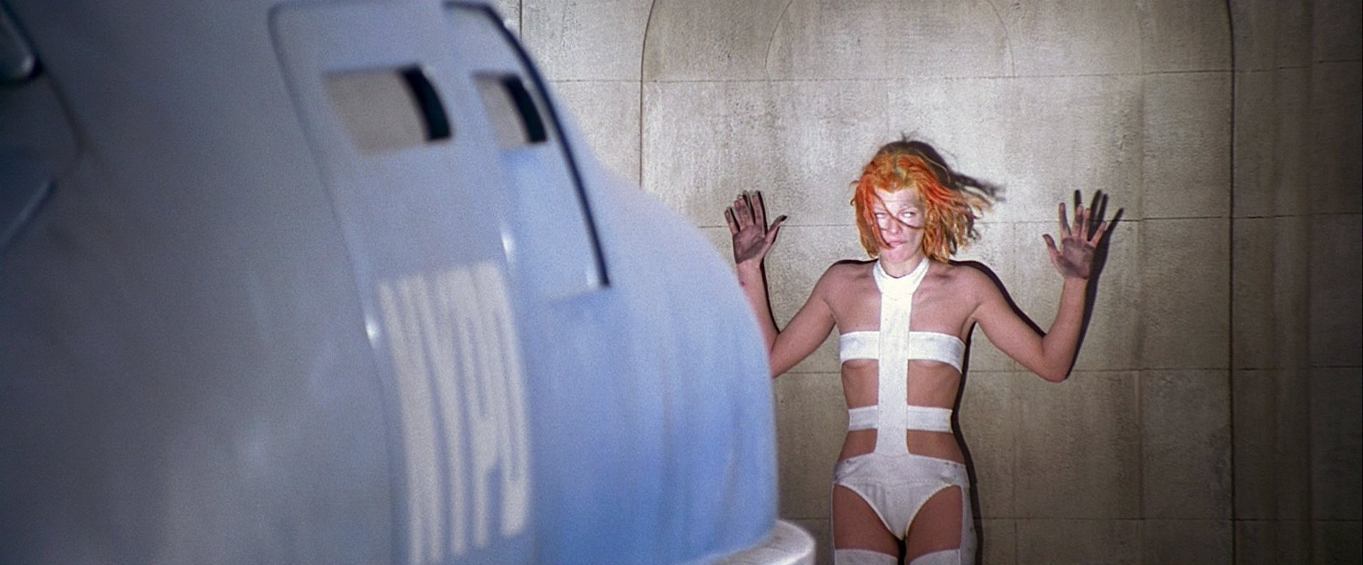 how meaning is constructed in the film the fifth element For today's post i would like to tackle leeloo's name the scene in the film where she and korben of the fifth element was zaltman.
