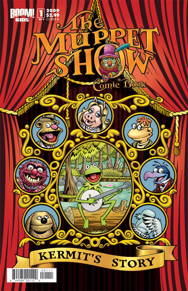 The Muppets Show #1