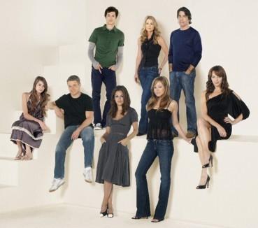 The OC Season 4 Cast