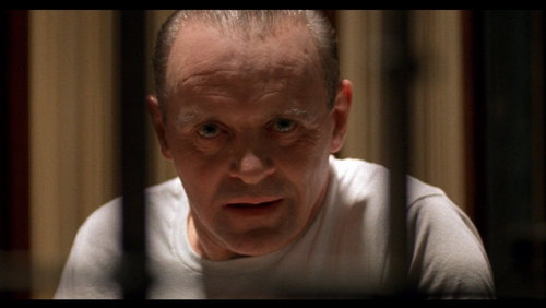 a critique of anthony hopkins as hannibal lector in silence of the lambs When neca offered a version of hannibal lecter in cult classics series 5, they  were breaking new ground - lecter (or more specifically, anthony hopkins) was.