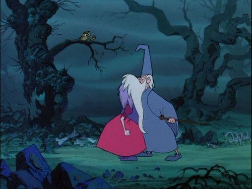 Bora ya Disney karatasi la kupamba ukuta entitled The Sword in the Stone