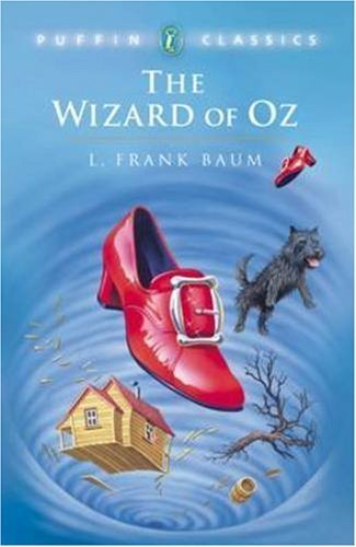 The Wizard of Oz Book Cover - the-wizard-of-oz Fan Art