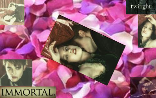 Twilight Dracula Moment
