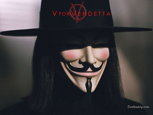 V for Vendetta پیپر وال