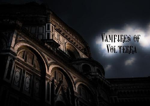 The Volturi wallpaper possibly with a street, a brownstone, and an acropolis called Volturi