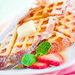 Waffles - breakfast icon
