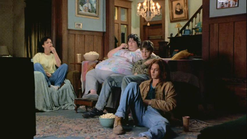 gilberts good nature in whats eating gilbert grape I think the film what's eating gilbert grapedoes an okay job of portray autism this film is definitely not as successful at portraying autism as the previous movie, extremely loud and incredibly close.