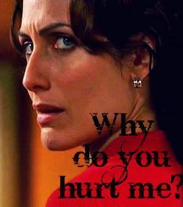 Huddy wallpaper containing a portrait called Why do you hurt me?