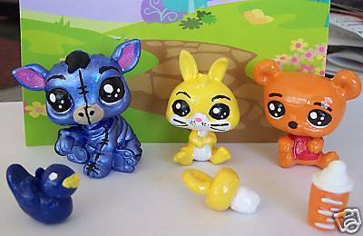 Littlest Pet Shop images Winnie-the-Pooh & Friends wallpaper and background photos