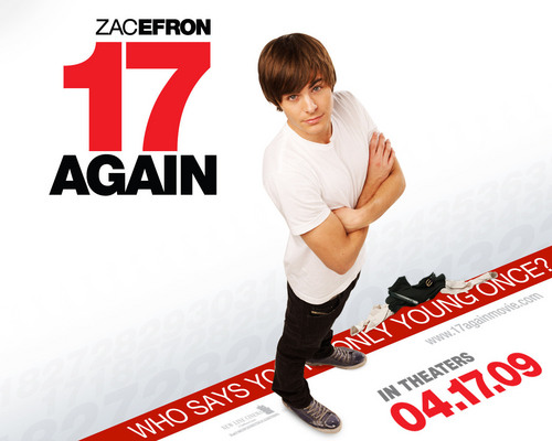 Zac Efron wallpaper entitled Zac- 17 Again