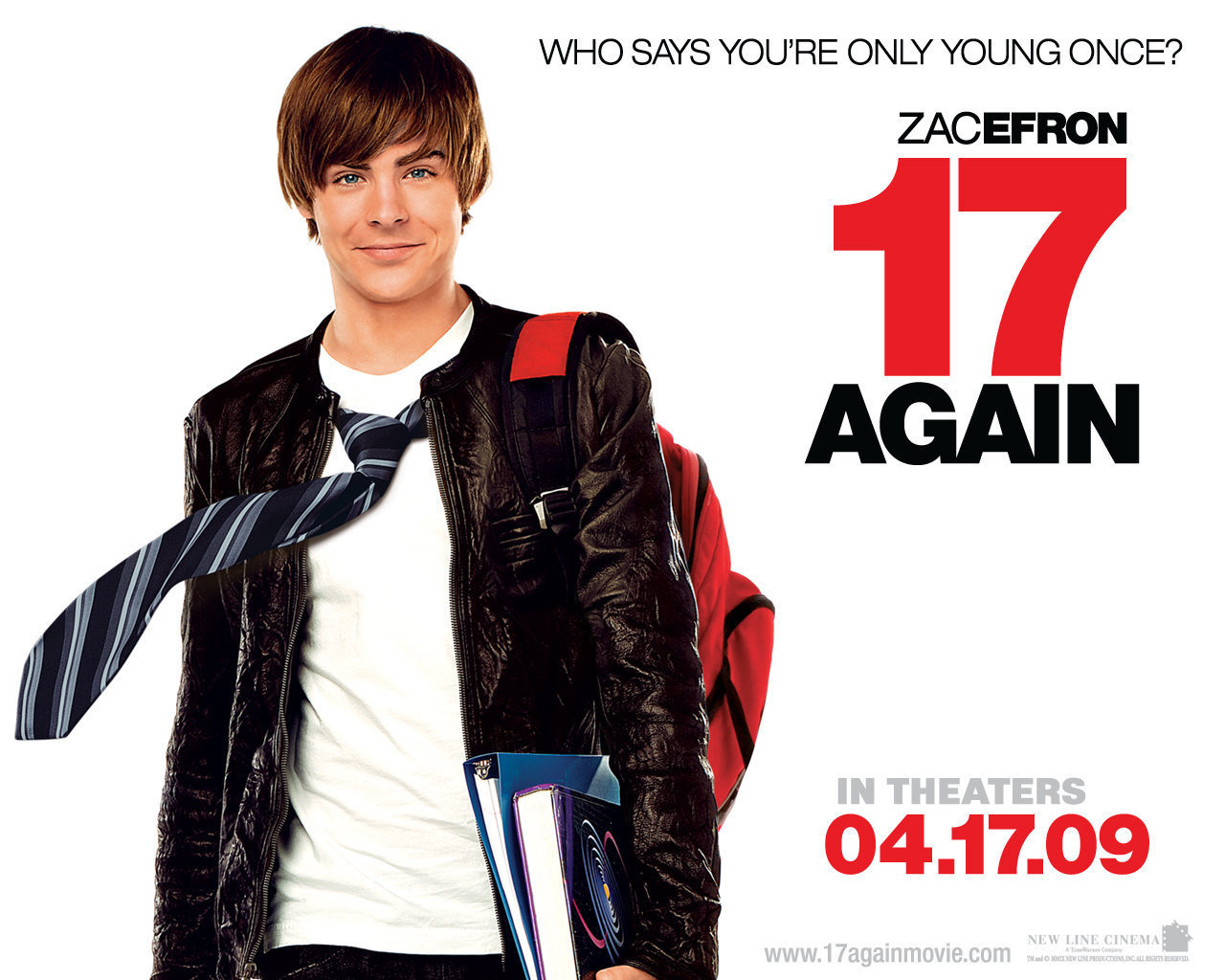Zac Efron Zac- 17 Again