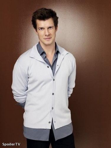 Ugly Betty wallpaper possibly containing a well dressed person entitled daniel meade/eric mabius