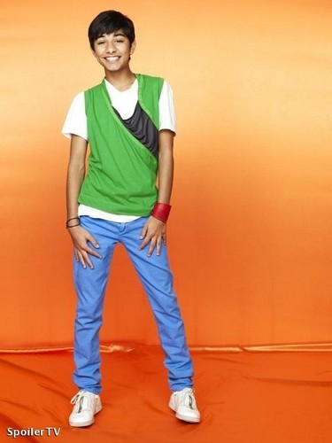 Ugly Betty wallpaper probably with long trousers, bellbottom trousers, and a pantleg titled justin/ mark indelicato