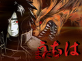 madara and nine tailed fox