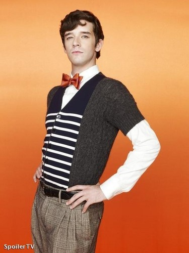 Ugly Betty wallpaper probably with a well dressed person called michael urie/ marc st james